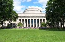 Great Dome des Massachusetts Institute of Technology in Cambridge