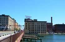 Boston Wharf