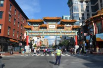Chinatown Portal in Washington DC