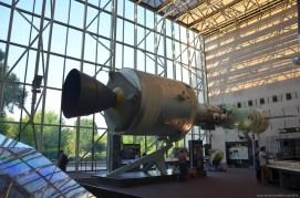 Raumkapseln im Smithsonian's National Air and Space Museum, Washington
