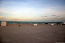 Miami Beach am Abend