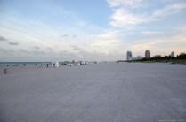 Blick über Miami Beach