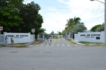 Truman Annex Naval Air Station Key West