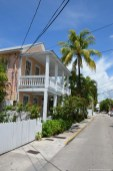 Ruhiges Leben auf Key West