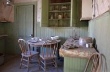 Alte Küche in Bodie State