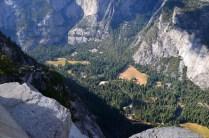 Yosemite Nationalpark Talblick vom Glacier Point