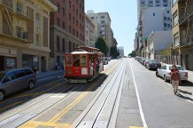 San Francisco Powell-Hyde Cable Car