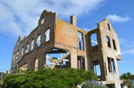 Aufseher-Haus von Alcatraz Island