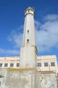 Leuchtturm von Alcatraz Island