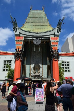 Chinese Theater Hollywood Los Angeles