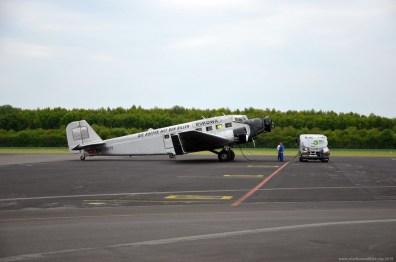 Betankung der JU-52