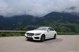 Das Reisemobil: Mercedes Benz W205 C250 BlueTEC AMG Line