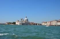Basilica di Santa Maria della Salute, Venedig, Italien