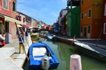 Fondamenta degli Assassini, Burano, Venedig, Italien