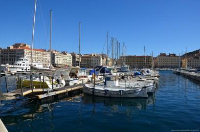 Im Hafen von Marseille