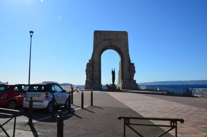 la porte de L'orient, Marseille