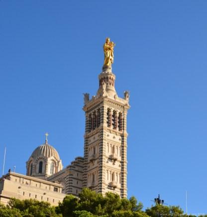 Maria auf Notre-Dame de la Garde