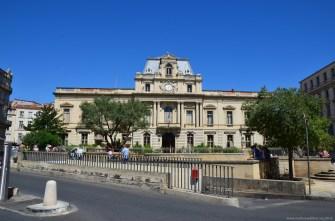 Stadtverwaltung Montpellier
