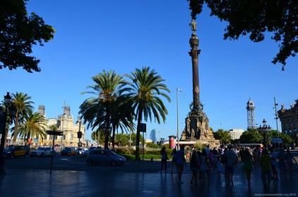 Mirador de Colom, Barcelona