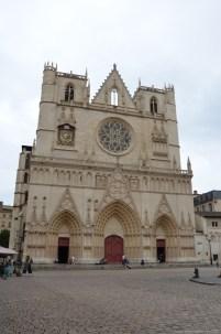 Cathédrale Saint-Jean-Baptiste, Lyon´