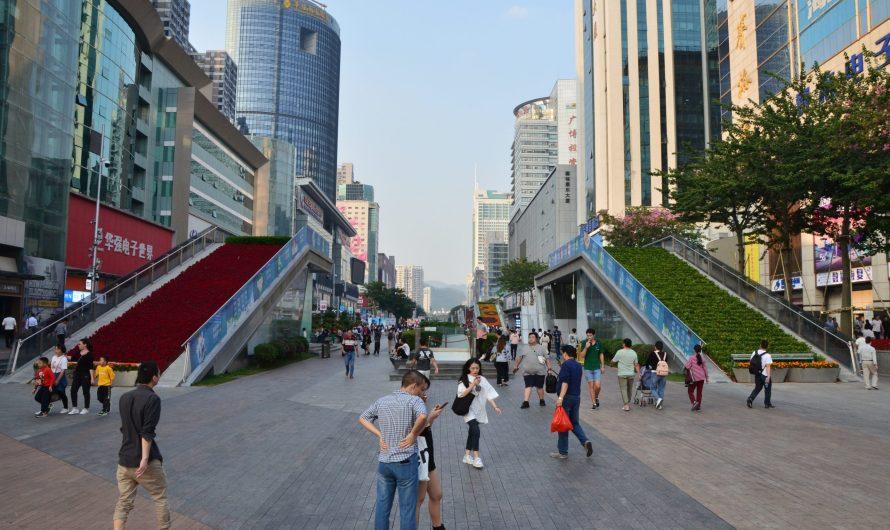 Ein Tag in Shenzhen