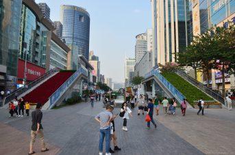 001 Huaqiangbei Commercial Street Shenzhen