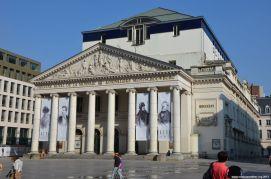 Brüsseler Opernhaus La Monnaie/De Munt