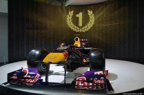 Red Bull im L'Atelier Renault Champs Elysées