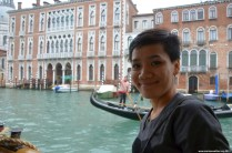 Auf dem Canal Grande