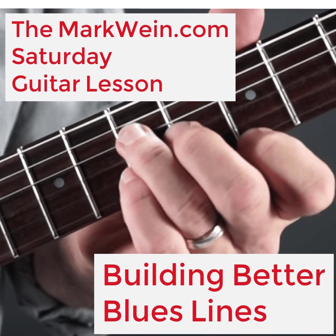 Building Better Blues Lines