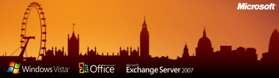 Microsoft UK EVO Launch