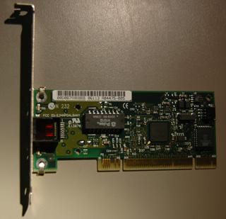 Universal PCI card