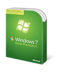 Windows 7 Home Premium E Edition