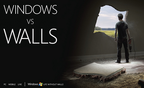 Windows vs. Walls