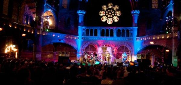Mark Wingfield with Iain Ballamy and Thomas Stronen live in London