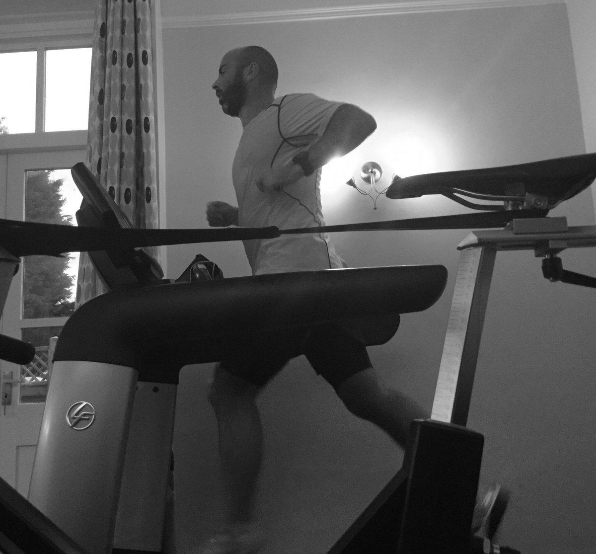 Running Machine Session