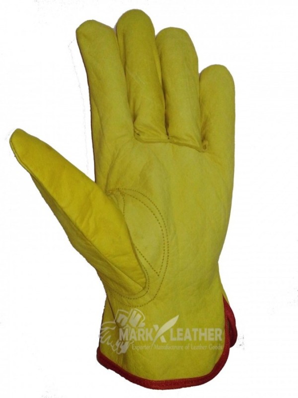 Yellow Driving Gloves MX-425
