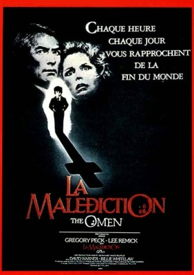 Affiche de La Malédiction (Damien)
