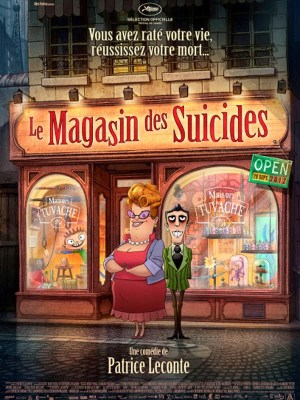 Le Magasin des suicides, de Patrice Leconte (2012)