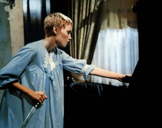 Rosemary's Baby couteau berceau
