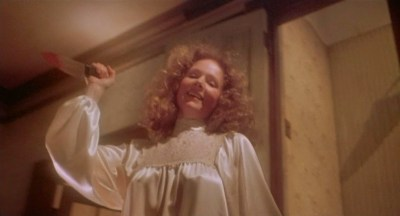 Mère Carrie couteau (Piper Laurie)