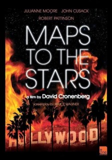 Affiche de Maps to the Stars, de David Cronenberg (2012)