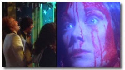 Split screen dans Carrie de Brian de Palma (1974)
