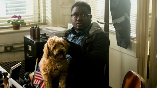 Lil Rel Howery est Rod Williams, meilleur ami de Chris dans Get Out