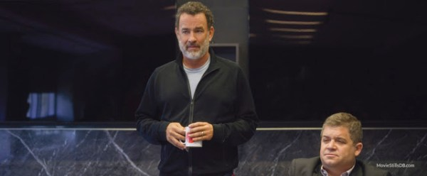 Tom Hanks et Tom Oswalt incarnent les fondateurs de The Circle