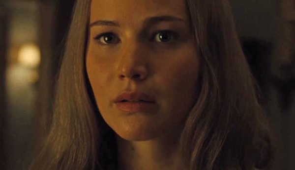 Jennifer Lawrence dans Mother! de Darren Aronofsky (2017)