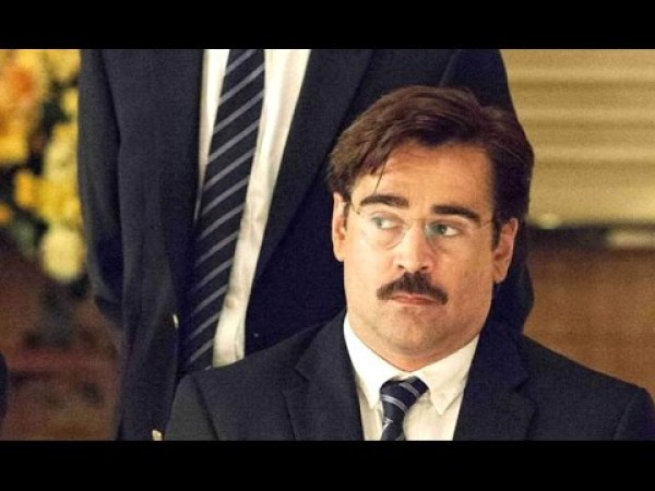 Colin Farrell dans The Lobster de Yorgos Lanthimos (2015)