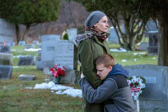 Julia Roberts et Lucas Hedges en tandem mère-fils dans Ben is Back, de Peter Hedges
