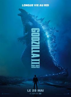 Godzilla 2, roi des monstres, de Michael Dougherty (2019) : l'option blockbuster bourrin efficace