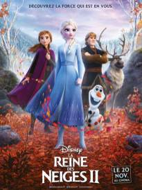 La Reine des neiges 2 de Chris Buck et Jennifer Lee